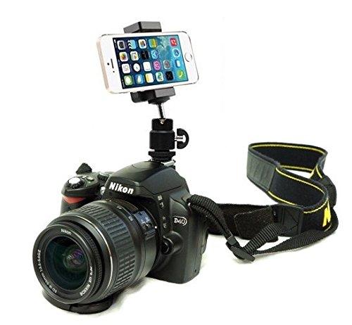 DSLR Hot Shoe Flash Camera