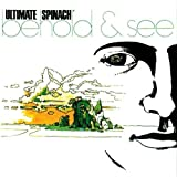 Behold & See by Ultimate Spinach (2011) Audio CD