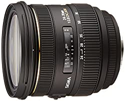 Sigma 24-70mm f/2.8 IF EX DG HSM Zoom Lens for Sony DSLR Camera