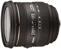 Sigma 24-70mm f/2.8 IF EX DG HSM AF Standard Zoom Lens for Sony Digital SLR Cameras