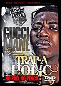 Hood Affairs: Gucci Mane - Trap-A-Holic [Import]