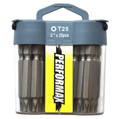 2-inch-torx-t25-screwdriver-bits-25-pack-by-performax
