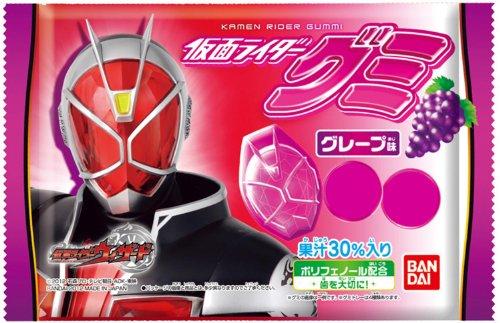 仮面ライダー グミ 10個入 BOX (食玩)