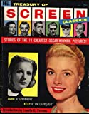 Treasury of Screen Classics Magazine 1957 (Grace Kelly - Greta Garbo cover) (Vol. 1, No. 1)