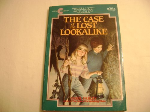 The Case of the Lost Look-Alike (An Avon Camelot Book)
