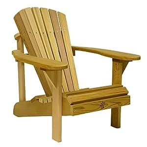 Bear Chair Kids Muskoka Chair Kit Cedar