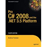 Pro C# 2008 and the .NET 3.5 Platform, Fourth Editionby Andrew Troelsen