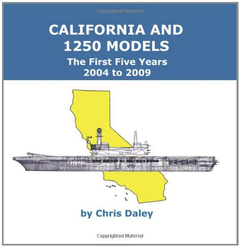 California and 1250 Models: The First Five Years 2004 To 2009 [Daley, Chris] (Tapa Blanda)