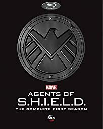 Marvel\'s Agents of S.H.I.E.L.D.: Season 1 [Blu-ray]