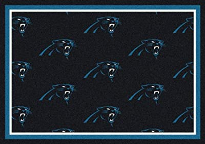 Milliken Carolina Panthers NFL Team Repeat Area Rug