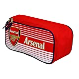 Arsenal FC Football Team Boot Shoe Zip Bag with Handle