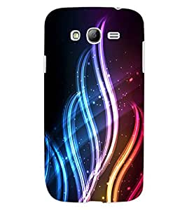 ColourCraft Abstract Image Design Back Case Cover for SAMSUNG GALAXY GRAND NEO I9060