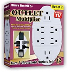 Sre S/2 Outlet Multiplier (Pack Of 60)