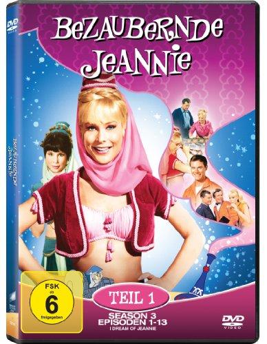 Bezaubernde Jeannie - Season 3, Vol.1 [2 DVDs]
