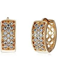 Sia Art Jewellery Clip-On Earrings For Women (Gold) (AZ3600)