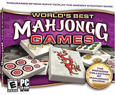 The Worlds Best: Mahjong Games