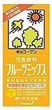 キッコーマン飲料 豆乳飲料 フルーツミックス 1L×6本 ランキングお取り寄せ