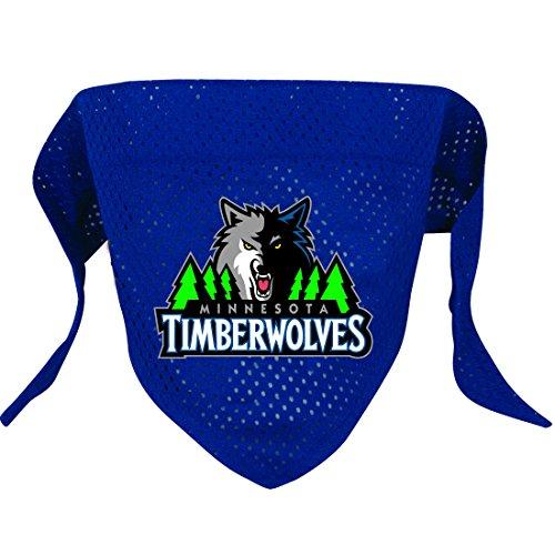 hunter-mfg-minnesota-timberwolves-mesh-dog-bandana-small