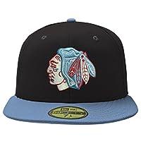 chicago blackhawks nhl baseball caps