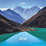 Lonely Planet Wall Calendar 2016 (Lonely Planet Calendar S)