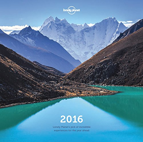 Lonely Planet Wall Calendar 2016 (Lonely Planet Calendar S) - Lonely Planet