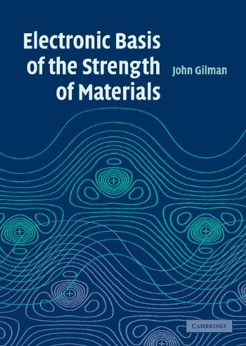 Electronic Basis Of The Strength Of Materials (Cambridge Solid State Science Series)