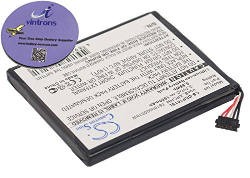 Click to buy 1500mAh Battery For Dell Streak Pro, 101DL, D43, V04B, E-Mobile GS01 - From only $32.67