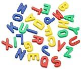 Simba 104591456 - Art und Fun, Magnet-Groß-Buchstaben, 31-tlg