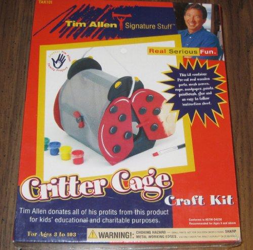 Tim Allen Signature Stuff Critter Cage