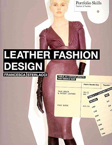 [Leather Fashion Design] (By: Francesca Sterlacci) [published: September, 2010]