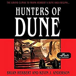 Hunters of Dune Audiobook