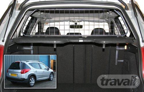 TRAVALL TDG1212 – Hundegitter Trenngitter Gepäckgitter