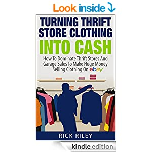 turning thrift store clothing into cash how to dominate thrift stores and garage. Black Bedroom Furniture Sets. Home Design Ideas