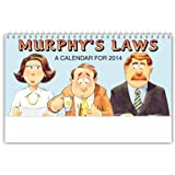 Murphys Law Desk Calendar Trade Show Giveaway