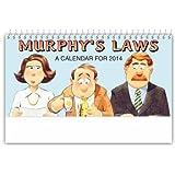 Murphys Law Desk Calendar Trade Show Giveaway