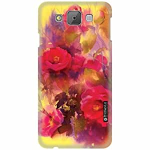 Printland Back Cover For Samsung Galaxy E7 - Sweet Designer Cases