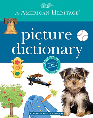 The American Heritage Picture Dictionary (American Pictures compare prices)