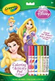Disney Princess Colouring & Activity Pad