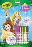 Disney Princess Colouring & Activity Pad
