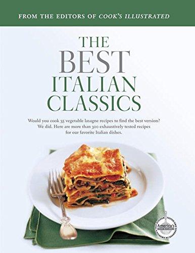 Italian Classics (Best Recipe) (Best Italian compare prices)