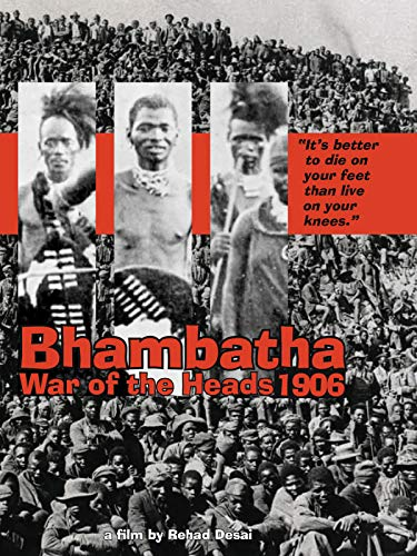 Bhambatha: War Of The Heads on Amazon Prime Video UK