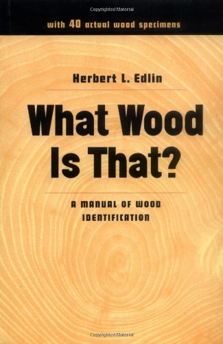 What Wood Is That?: A Manual of Wood Identification (Studio Book)