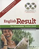 Mark Hancock English Result: Pre-Intermediate: Teacher's Resource Pack with DVD and Photocopiable Materials Book: General English four-skills course for adults