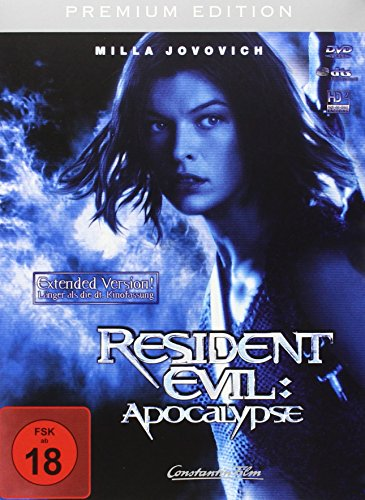 Resident Evil: Apocalypse (Premium Edition) [2 DVDs]