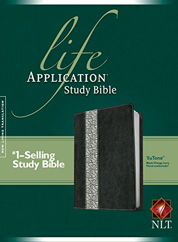 NLT Life Application Study Bible - Updated Edition Hardcover