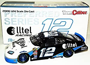 Buy 2006 Ryan Newman #12 Alltel Racing TC Preferred 1 24 Diecast 5X TEAM SIGNED by Trackside Autographs