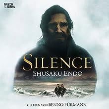 Silence Audiobook by Shusaku Endo Narrated by Benno Fürmann