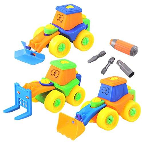 Dibang-3Pcs-Schraubenspiel-Montage-Baufahrzeuge-Spielzeug-Set-Wagen-ab-3-jahren-jungen-Auto-Pdagogisches-Spielzeug
