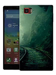 """Road To Nowhere Printed Designer Mobile Back Cover For """"Lenovo Vibe Z2 Pro K920"""" By Humor Gang (3D, Matte Finish, Premium Quality, Protective Snap On Slim Hard Phone Case, Multi Color)"""
