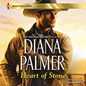 Heart of Stone: Long, Tall Texans, Book 33 | Diana Palmer